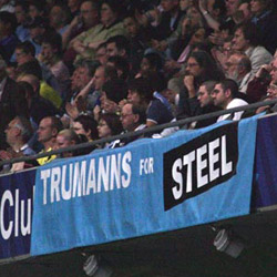 Trumanns for Steel