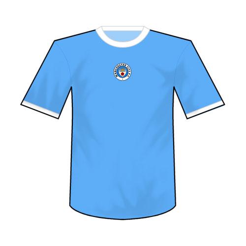 best cheap 01b17 623b7 MCFC Kits - Manchester City, Man City History - Bluemoon-MCFC