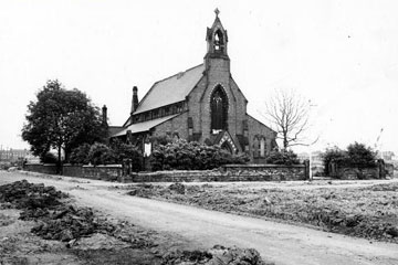 St. Mark's Church, Clowes Street, West Gorton