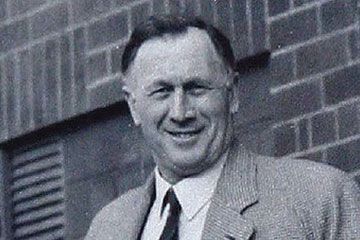Joe Mercer arrived as the club's new manager