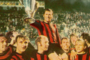 City win the European Cup Winners' Cup