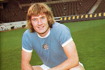 Rodney Marsh was signed for a record £200,000