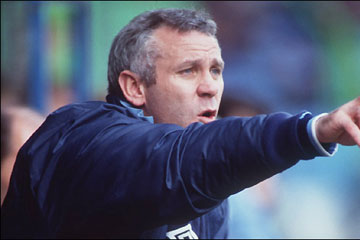 Peter Reid appointed as City manager