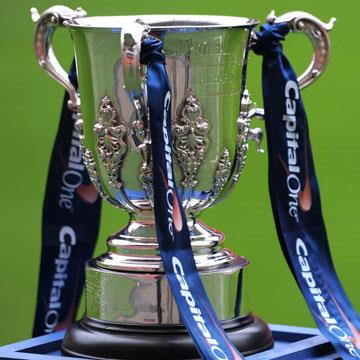 City face Sheffield Wednesday in Capital One Cup Draw