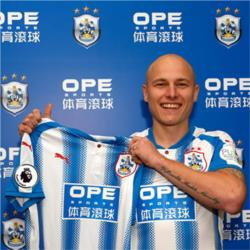 Aaron Mooy joins Huddersfield Town for £10m