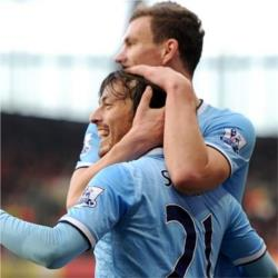 Arsenal 1 Manchester City 1 - match report