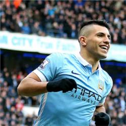 Why Sergio Aguero is the best striker in the Premier League