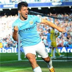 """Aguero in top three players in the world"" - Pellegrini"