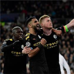 Champions League: Manchester City vs Real Madrid Preview