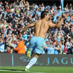 If Anyone Can Fire Manchester City to the Title, It's Sergio Aguero