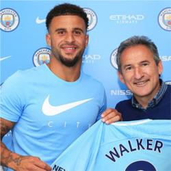 Blues announce Kyle Walker signing