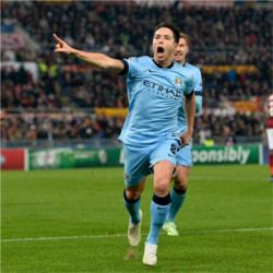 A.S. Roma 0 Manchester City 2 - match report