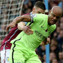 Aston Villa 0 Manchester City 0 - match report