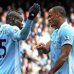 Manchester City 3 Sunderland 3 - match report