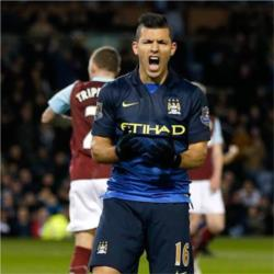 Burnley 1 Manchester City 0 - match report