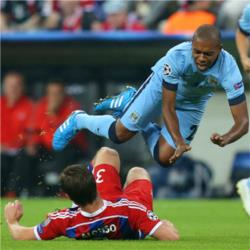Bayern Munich 1 Manchester City 0 - match report