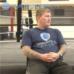 BlueMoonRisingTV - Ricky Hatton Part One