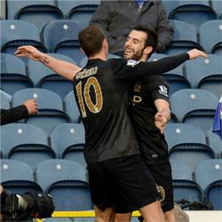 Blackburn Rovers 1 Manchester City 1 - match report