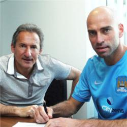 City confirm Cabellero signing