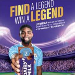 A Chance To Win An Unforgettable Visit From City Legend Micah Richards