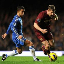 Chelsea 0 Manchester City 0 - match report