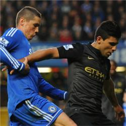 Chelsea 2 Manchester City 1 - match report