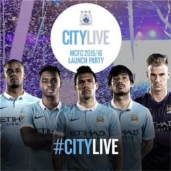 Be a part of City Live!