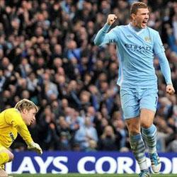 Manchester City 3 Wolverhampton Wanderers 1