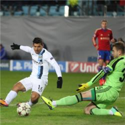 CSKA Moscow 1 Manchester City 2 - match report