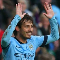 David Silva wins December Player of the Month Award