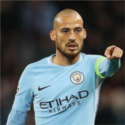 David Silva named as Bluemoon Player of the Month for March
