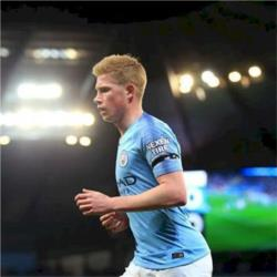 Kevin De Bruyne suffers knee ligament damage