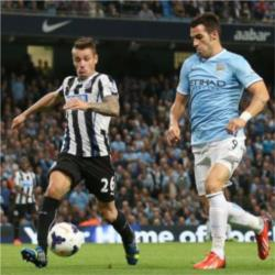 City given boost ahead of Newcastle clash