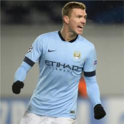 Dzeko wants Juve or Atletico move - agent