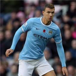 Dzeko unhappy - again?