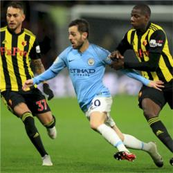 Manchester City vs Watford preview: Mendy misses out, but Fernandinho is available