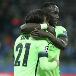 Dynamo Kiev 1 Manchester City 3 - match report