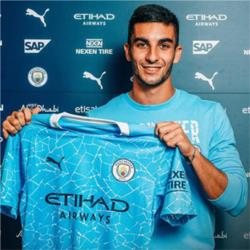 City announce signing of Ferran Torres