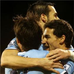 Fulham 2 Manchester City 4 - match report