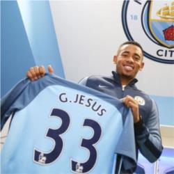Gabriel Jesus in line for City debut