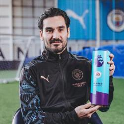Ilkay Gundogan named as Premier League Player of the Month for January