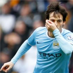 Hull City 0 Manchester City 2 - match report