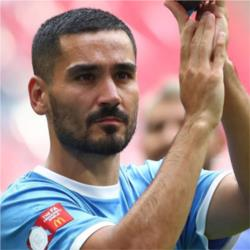 Ilkay Gundogan signs new four year contract