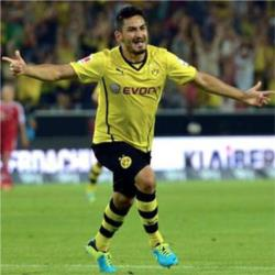 City agree fee for Ilkay Gundogan