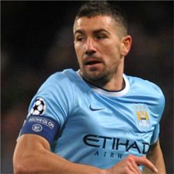 Kolarov ruled out for a month