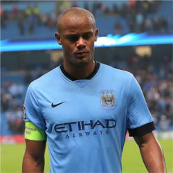 Kompany a major doubt for Munich game