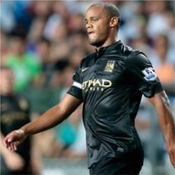 Kompany saying all the right words