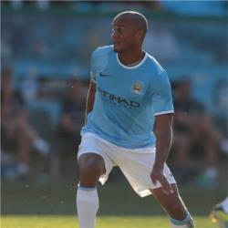 Kompany facing month on sidelines
