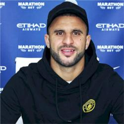 Kyle Walker signs two-year contract extension