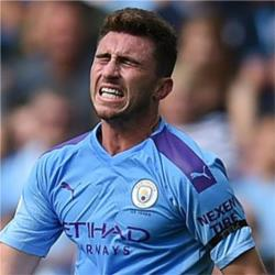 Aymeric Laporte undergoes knee surgery